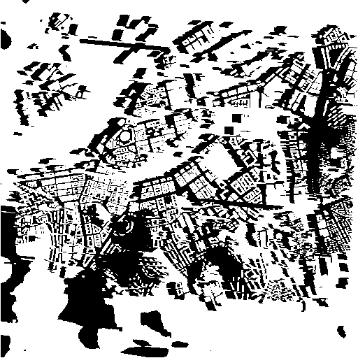Gothenburg Shadow Map